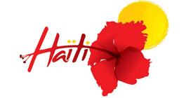 Official logo of Haiti tourism