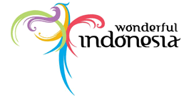 Official logo of Indonesia tourism