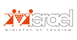Official logo of Israel tourism